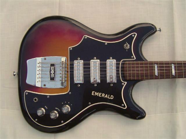 watkins guitar world guitars other solids. Black Bedroom Furniture Sets. Home Design Ideas