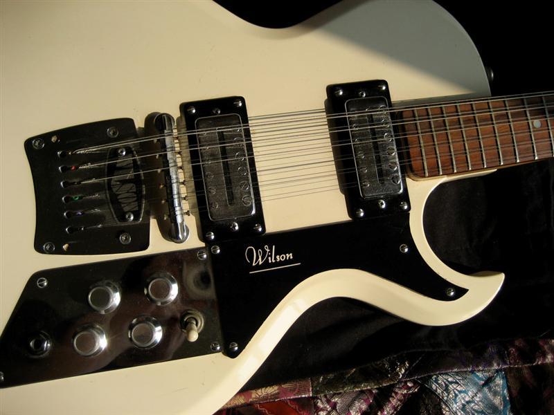Watkins Guitar World Guitars Other Solids
